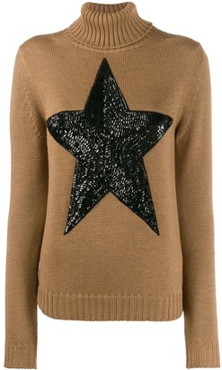 P.A.R.O.S.H. Embellished Star Jumper