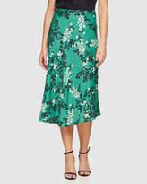 Oxford Moana Floral Skirt