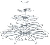 Kitchen Craft Sweetly Does It Wire Cupcake Tree for 36 Cakes