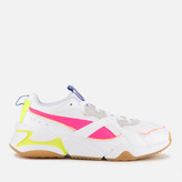 Puma Women's Nova 2 Trainers White/Natural Vachetta