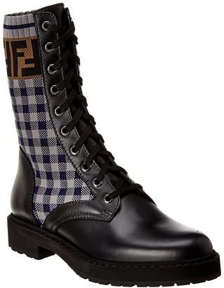Fendi Leather Boot