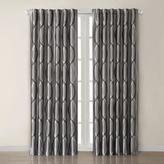 Marcel 95-inch Window Panel - Charcoal