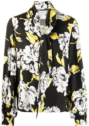Gestuz Sarina floral print blouse