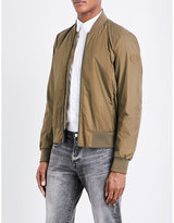 Ps By Paul Smith Nylon Bomber Jacket