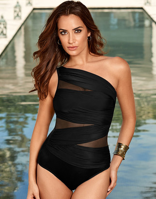 Miraclesuit Network Jena Firm Control Swimsuit