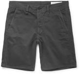 Rag & Bone - Washed Cotton-twill Chino Shorts