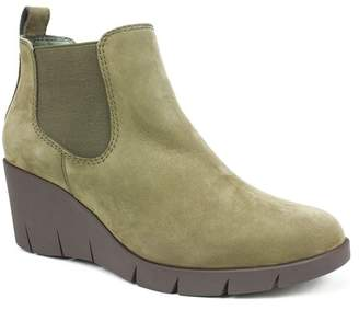 White Mountain Cliffs by Percy Chelsea Wedge Bootie