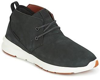 DC ASHLAR LE M SHOE BKW men's Mid Boots in Black