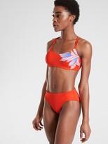 Athleta Vintage Floral Strappy Bikini Top