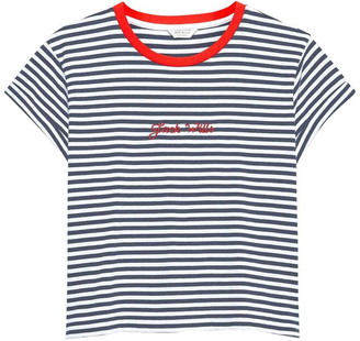 Jack Wills Milsom Cropped T Shirt