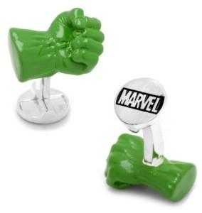 Cufflinks Inc. 3D Hulk Fist Cufflinks
