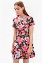 French Connection Adeline Dream Floral Print Dress