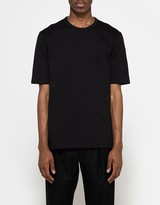 Lemaire Tee-Shirt in Black