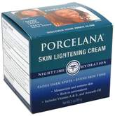 Porcelana Night Lightening Cream 90 ml Box (3-Pack) with Free Nail File