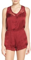 Band of Gypsies Satin Romper