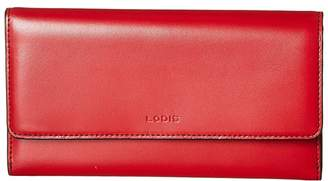 Lodis Audrey Under Lock Key RFID Luna Clutch Wallet