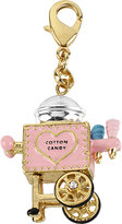 Betsey Johnson Cotton Candy Cart Charm