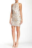 Alexia Admor Sleeveless Sequin Dress