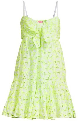 Lilly Pulitzer Briana Fit-&-Flare Dress