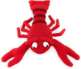 Zubels Larry the Lobster Baby Rattle