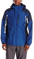 Free Country Men's Ripstop 3-in-1 Systems Jacket with Puffer Inner