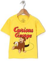 Freeze Yellow 'Curious George' Tee - Toddler