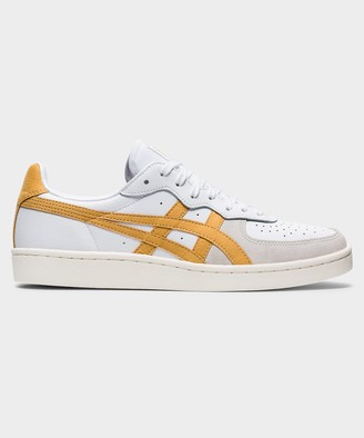 Onitsuka Tiger by Asics GSM in White/Yellow