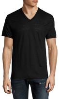 Zadig & Voltaire Terak Team Linen T-Shirt