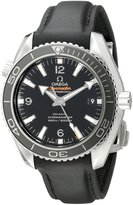 Omega Men's 23232422101003 Analog Display Swiss Automatic Watch
