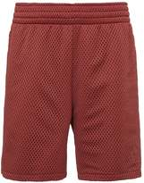 adidas Sports shorts mystery red/maroon