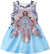 Halabaloo Girls' Paisley Dress