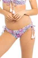 Sunseeker Mosaic Tie Side Pant