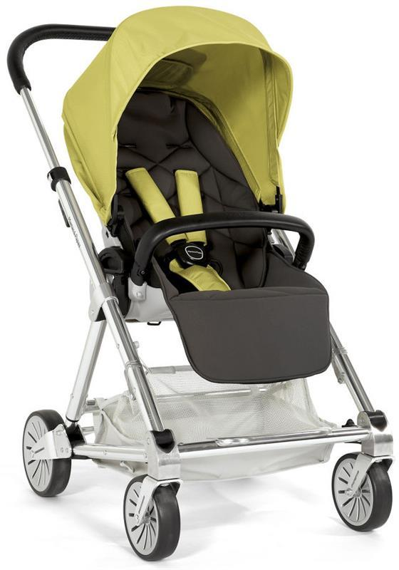 Mamas and Papas Urbo Stroller in Lime Jelly