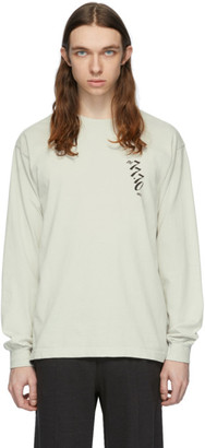 St-Henri Grey FM77.70 Long Sleeve T-Shirt