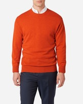 N.Peal The Oxford Round Neck 1ply Cashmere Sweater