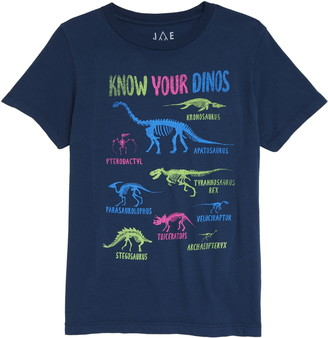 JEM Know Your Dinos Graphic Tee