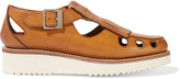 Grenson Ethel leather loafers