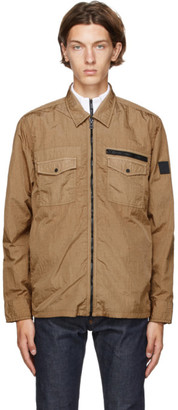 HUGO BOSS Tan Lovel Jacket