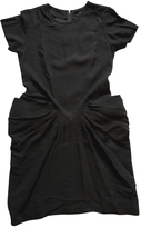 Isabel Marant Anthracite Viscose Dress