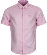 BOSS Green Shirt 50330845 570 Pink