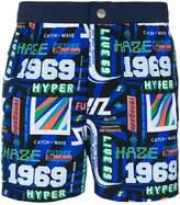 Kenzo Hyper swim shorts