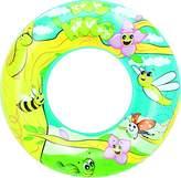 Bestway Designer Swim Ring - 22 inch, Multi-Colour