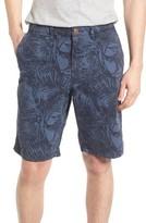 Lucky Brand Men's Palm Print Shorts