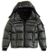 SAM. Boys' Racer Puffer Jacket - Little Kid