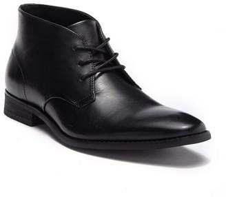 Calvin Klein Rolando Leather Dress Derby Boot