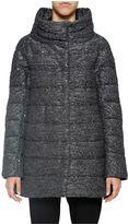 Herno Sequinned Padded Coat