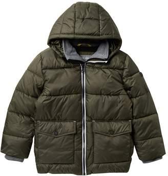 Michael Kors Puffer Bib Jacket (Big Boys)