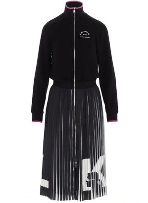 Karl Lagerfeld Paris Logo Dress