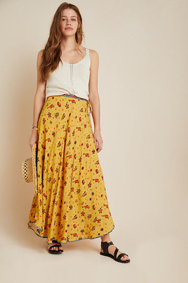 Paradise Shimmer Maxi Skirt By Nikasha in Assorted Size 0