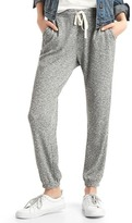 Gap Softspun knit marled joggers